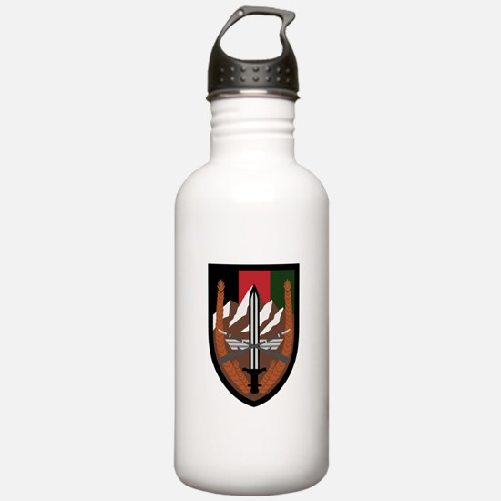 US Forces Afghanistan Sports Water Bottle