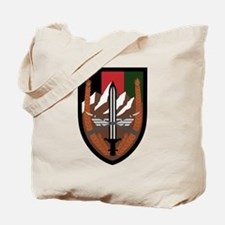 US Forces Afghanistan Tote Bag