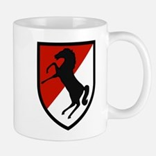 11th Armored Cavalry Mug