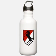 11th Armored Cavalry Water Bottle