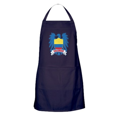 Colombia Winged Apron (dark)