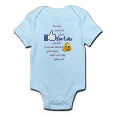 You Like... Infant Bodysuit