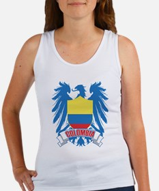 Colombia Winged Women's Tank Top
