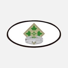 4th Infantry CAB Patches