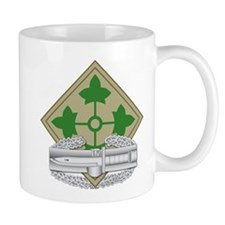 4th Infantry CAB Mug