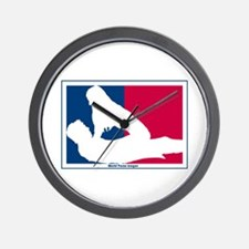 World Porno League IV Wall Clock