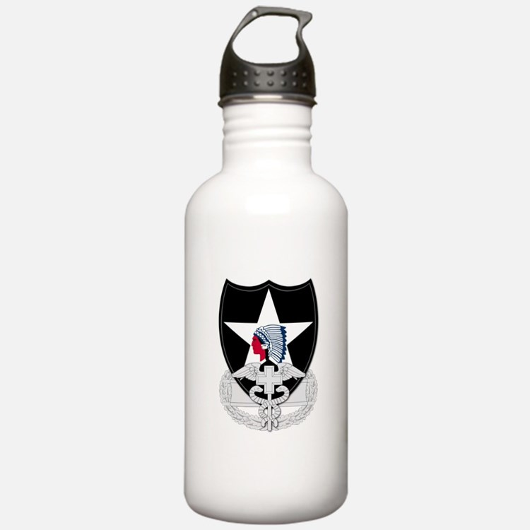 2nd Infantry CFMB Water Bottle