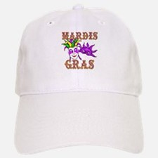 Mardis Gras Baseball Baseball Cap
