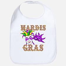 Mardis Gras Bib