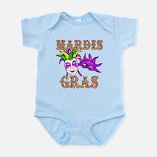 Mardis Gras Infant Bodysuit