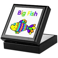 The Pond-Life Keepsake Box