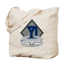 26th Infantry CAB Tote Bag