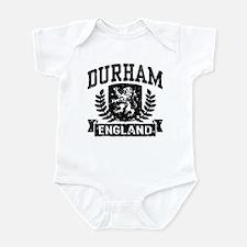 Durham England Infant Bodysuit