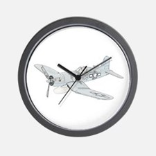 Vought F4U Corsair Wall Clock