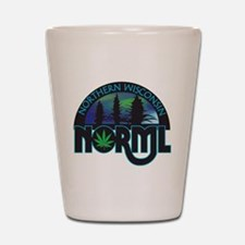 Funny Norml Shot Glass