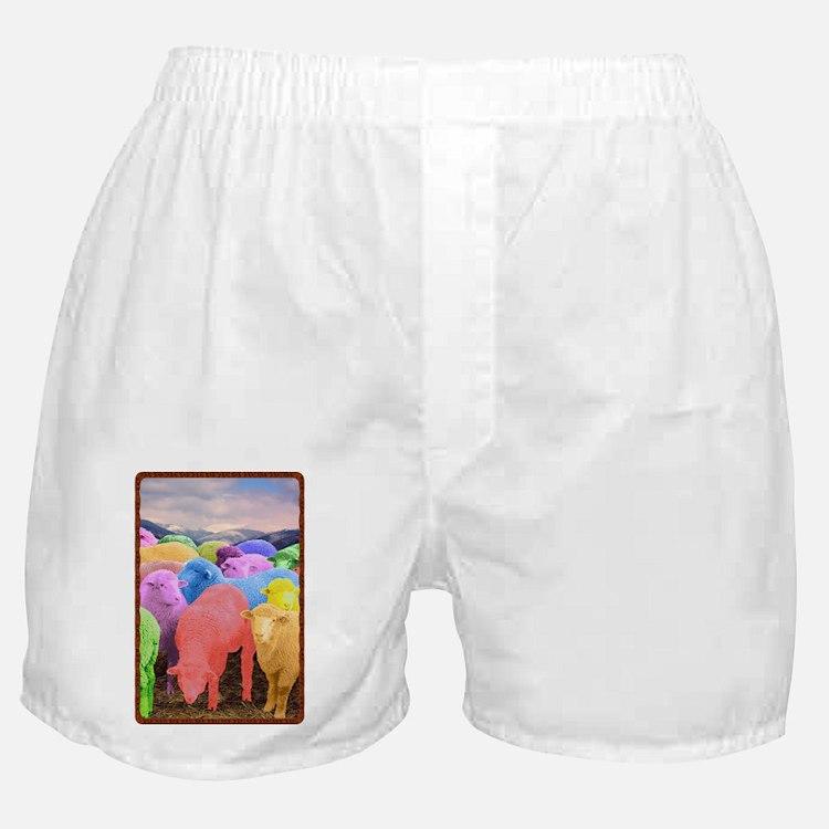 BAA! Boxer Shorts