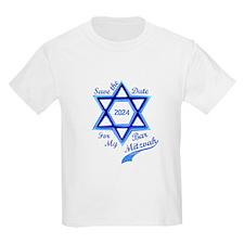 Bar Mitzvah Boy T-Shirt
