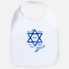 Bar Mitzvah Boy Bib