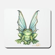 Fairy Frog Mousepad