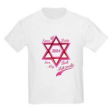 Bat Mitzvah Girl T-Shirt