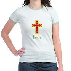 Terrie Bubble Cross T