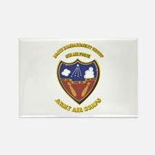 DUI-384TH BOMBARDMENT GROUP Rectangle Magnet