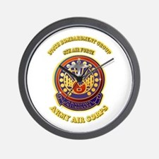 DUI-379TH BOMBARDMENT GROUP Wall Clock