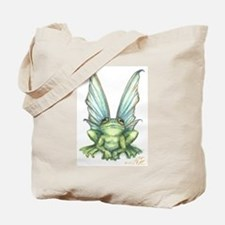 Fairy Frog Tote Bag