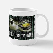 control within the matrix Mug