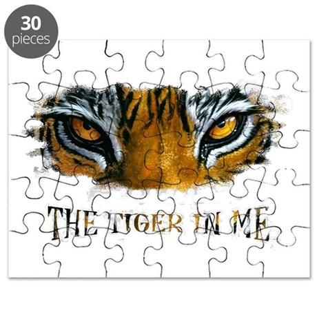 the tiger in me Puzzle