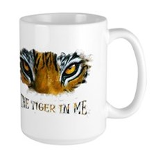 the tiger in me Mug