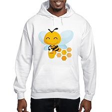 Happy Honey Bee Hoodie
