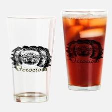 ferocious Drinking Glass