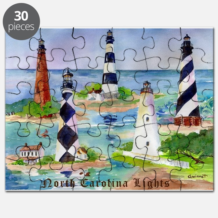 outer banks puzzles outer banks jigsaw puzzle templates puzzles online cafepress. Black Bedroom Furniture Sets. Home Design Ideas