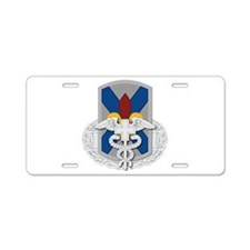 256th Infantry BCT CFMB Aluminum License Plate