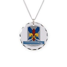256th Infantry CIB Necklace