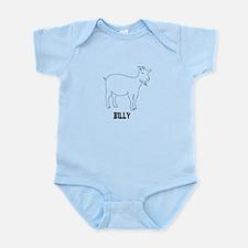 Billy Goat Infant Bodysuit