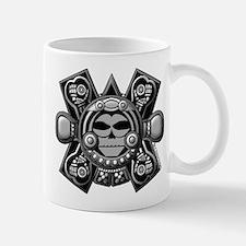 Mayan Crossbones Mug