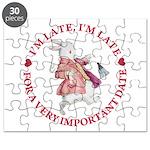 I'm Late, I'm Late! Puzzle