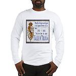 Cajun French Who Dat Long Sleeve T-Shirt