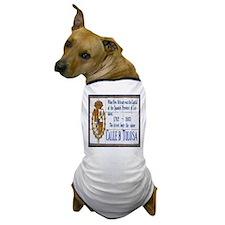Cajun French Who Dat Dog T-Shirt