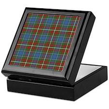 Tartan - MacConnell Keepsake Box