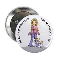 Whippet Honor Student Button