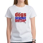 Patriotic Website Graphic Women's T-Shirt