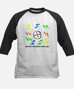 Did you waypoint the Car? Kids Baseball Jersey