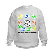 Did you waypoint the Car? Sweatshirt