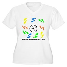 Did you waypoint the Car? T-Shirt