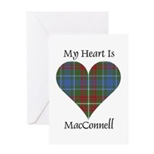 Heart - MacConnell Greeting Card