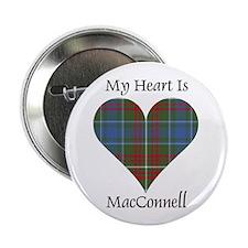 "Heart - MacConnell 2.25"" Button (10 pack)"