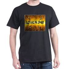 SPARKS FLYING T-Shirt